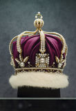 Pearl Crown Royalty Free Stock Image