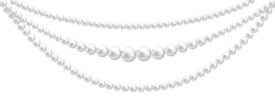 Pearl decoration Royalty Free Stock Photos