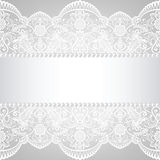Lace background Stock Photo
