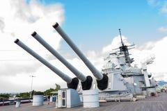 Pearl Harbor στη Χαβάη Στοκ Εικόνα