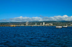 Pearl Harbor Lizenzfreies Stockfoto