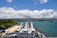 Pearl Harbor Lizenzfreie Stockfotografie