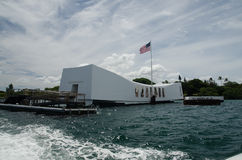 Pearl Harbor Immagine Stock