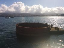 Pearl Harbor foto de stock