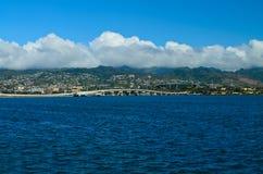 Pearl Harbor bay Stock Photos