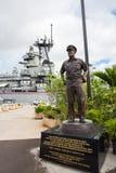 Pearl Harbor en Hawaii Fotos de archivo libres de regalías