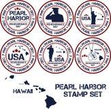 Pearl Harbor Giorno di ricordo Immagini Stock