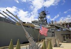 Pearl Harbor, Hawaï Photos libres de droits
