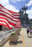 Pearl Harbor, Hawai Immagini Stock