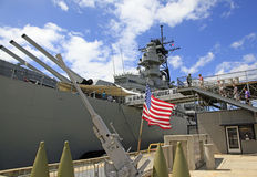 Pearl Harbor, Hawaii Lizenzfreie Stockfotos
