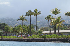 Pearl Harbor, Honolulu, Hawaii Royalty Free Stock Photography