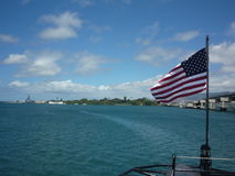 Pearl Harbor Royalty Free Stock Photography