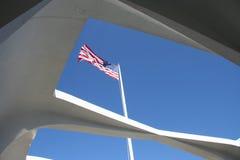Pearl Harbor Memorial Royalty Free Stock Photo