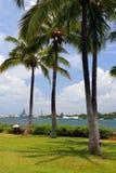 Pearl Harbor Memorial, O'ahu, Hawaii, USA Stock Photos