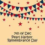 Pearl Harbor Remembrance Day Stock Photography