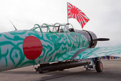 Pearl- Harborangriffs-Wiederinkraftsetzung Lizenzfreies Stockfoto