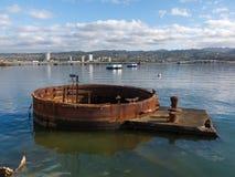 Pearl- Harbordenkmal Lizenzfreies Stockbild