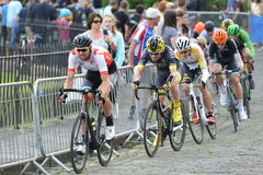 Pearl Izumi Tour Series Bicycle Race Final in Bath England Stock Photography