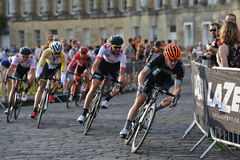 Pearl Izumi Tour Series Bicycle Race Final in Bath England Stock Image