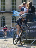 Pearl Izumi Tour Series Bicycle Race Final in Bath England Royalty Free Stock Image