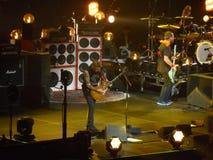 Pearl Jam, rock band live Ziggodome Amsterdam Stock Photography