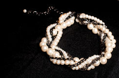 Pearl jewelry Royalty Free Stock Images