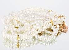 Pearl jewelry Royalty Free Stock Photos