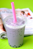 Pearl milk tea Stock Photography
