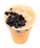 Pearl milk tea Royalty Free Stock Photography
