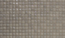 Pearl mosaic tiles. For decoration Royalty Free Stock Photography