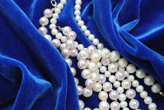 The Pearl necklace. Royalty Free Stock Photography