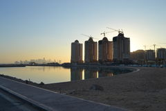 The Pearl, Qatar Royalty Free Stock Photography