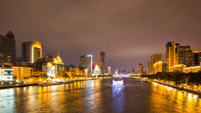 The pearl river side 2 Royalty Free Stock Image