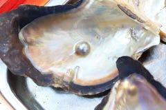 Pearl shape heart Stock Photo