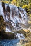 Pearl Shoal Waterfall Royalty Free Stock Photos