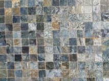 Pearl square colorful tiles Stock Photos