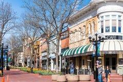 Free Pearl Street Mall Stock Photo - 52763990