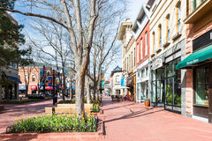 Pearl Street Mall stock images