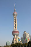 Pearl Tower Royalty Free Stock Image