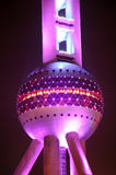 The Pearl Tower Royalty Free Stock Photography
