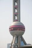 Pearl Tower Royalty Free Stock Photo