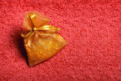 pearls полотенце Стоковые Фото