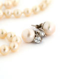 Pearls Royalty Free Stock Photography