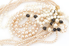 Pearls Royalty Free Stock Images