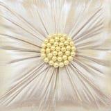 Pearls button Stock Photos