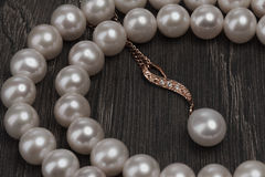 Pearls Jewelry Royalty Free Stock Image