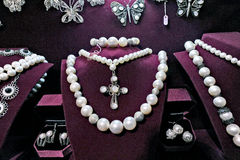 The pearls of Ohrid Stock Photo