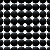 Pearls pattern Stock Photo