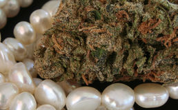 Pearls a Plenty Royalty Free Stock Image