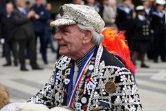 Pearly King Stock Photos